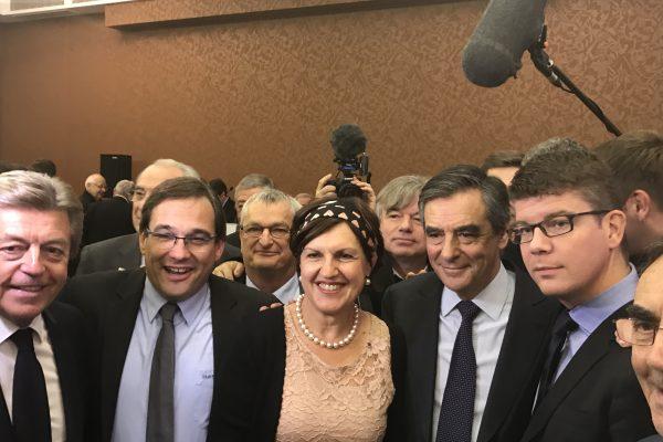 Les parlementaires Les Républicains de Franche-Comté soutiennent François FILLON